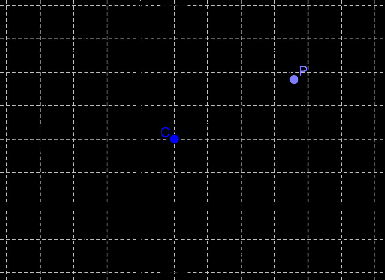 93257bc88b5 Cirklens ligning (Matematik B, Geometri) – Webmatematik